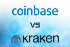 kraken vs coinbase